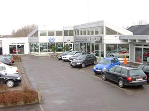 Autohuset Hørsholm - Bilhuse og autoværksteder