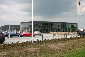 Dalsgaard Biler - Bilhuse og autoværksteder