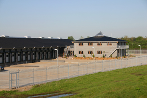 GLS Denmark A/S - Lager- og distributionsbygninger