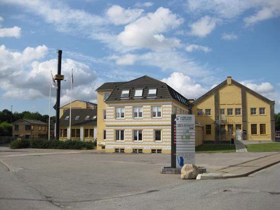 Godsbanegade 14-20, Brønderslev