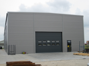 HETO-DAN - Lager- og distributionsbygninger