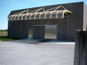 A/S Sæby Fiske-Industri - Industribygninger