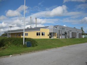 Snacks Kompagniet A/S - Industribygninger